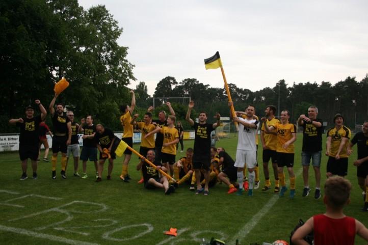SKG Bickenbach Abt. Fußball